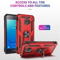 Per Samsung Galaxy J2 Core SM-J260F custodia cavalletto armatura coperture per Samsung J2 Core J2 J7 PRIME J5 J7 magnete cassa del telefono Fundas