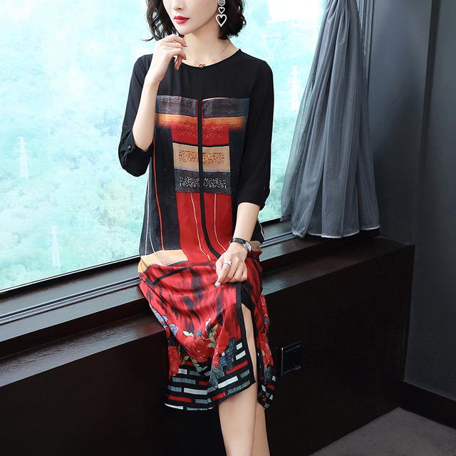 beautiful dress for work or casual occasions 3