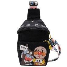 2021 Mini Inclined shoulder bag Children's School Cute Bag Bag Cartoon Print Cute Anime kids Backpack Kindergarte chest bags  1
