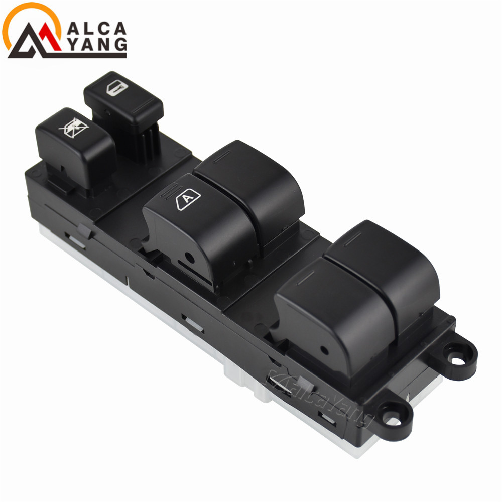 Car Replacement parts Power Window Switch 25401-ED500 25401ED500 25401-EL30A for Nissan TIIDA C11 SC11 C11Z