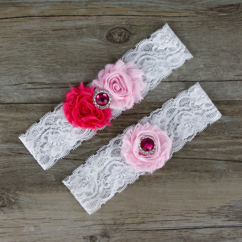 EBay Venta caliente Rosa europeo y americano encaje de novia liguero flor novia muslo insumos para decoración de boda