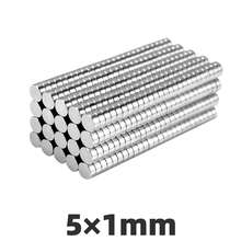 AGMA 100pcs 5mm x 1mm neodymium magnet N35 5×1mm powerful small round magnet Mini small round Rare Earth magnets Disc 5 * 1mm zion 10 20 50pcs dia 5x2mm small magnets n35 rare earth super mini round neodymium magnet disc 5 2mm permanent powerful magnetic