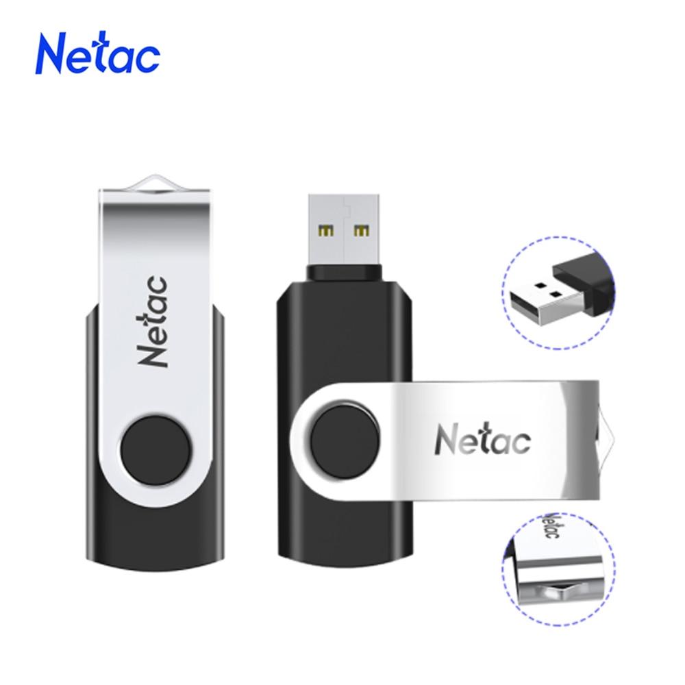 Netac USB Flash Drive 128GB Flash Memory Card 32GB Pendrive 64GB USB Stick 16gb 256gb USB 3.0 Memory stick 128GB For Laptop 5