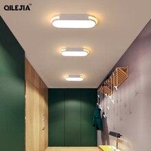 Lámparas de araña LED modernas para pasillo, sala de estar de Interior para accesorios de iluminación, dormitorio, pasillo, Loft, balcón, AC90-260V