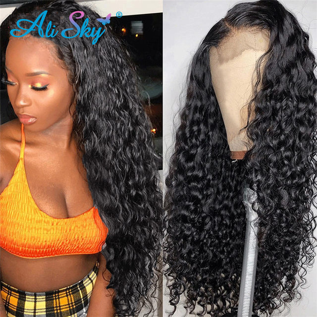 Lace-Front-Human-Hair-Wigs-Peruvian-Loose-Deep-Wave-Curly-Wigs-13X6-Water-Wave-Lace-Frontal