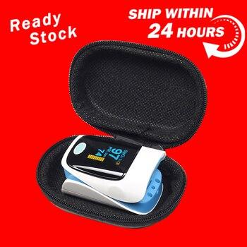 Yongrow medyczne gospodarstwa domowego cyfrowy palca pulsoksymetr tlenu we krwi miernik nasycenia palec SPO2 PR Monitor opieki zdrowotnej CE