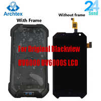 4.7 inch For Original Blackview BV6000S BV6000 LCD Display +Touch Screen Digitizer Assembly 1280x720 All Version Android 7.0 6.0