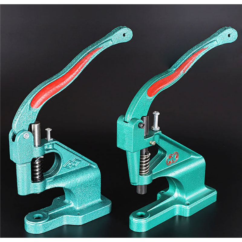 KAM Manual DK93 Hand Press Machine Grommet Eyelets Snap Button Molds Install Machine Hand Punch Tool