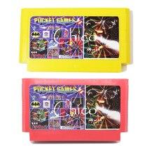 Heißer 150 in 1 für 8 bit video Spiel Konsole Spiel Patrone mit Rockman 1 2 3 4 5 6 contra Kirby's Adventure