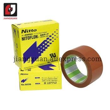 50 мм оранжевый Нито 923S PTFE нитофлоновая адгезивная пленка для сопротивления теплу