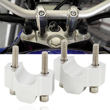 NEW Motorcycle Accessories Handlebar Riser Bars Clamp  For Yamaha XT1200Z Super Tenere 2014 2015 2016 2017 2018 XT 1200 Z
