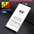 Защитное стекло 5D  закаленное стекло для Xiaomi Redmi Note 7  redmi note 6 pro  защитная пленка