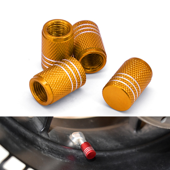 Motorcycle Tire Valve Dustproof Cap CNC Tyre Rim Air Port Cover For HONDA CR80R 85R CRF150R CR125R 250R CRF250R CRF250X CRF450X image