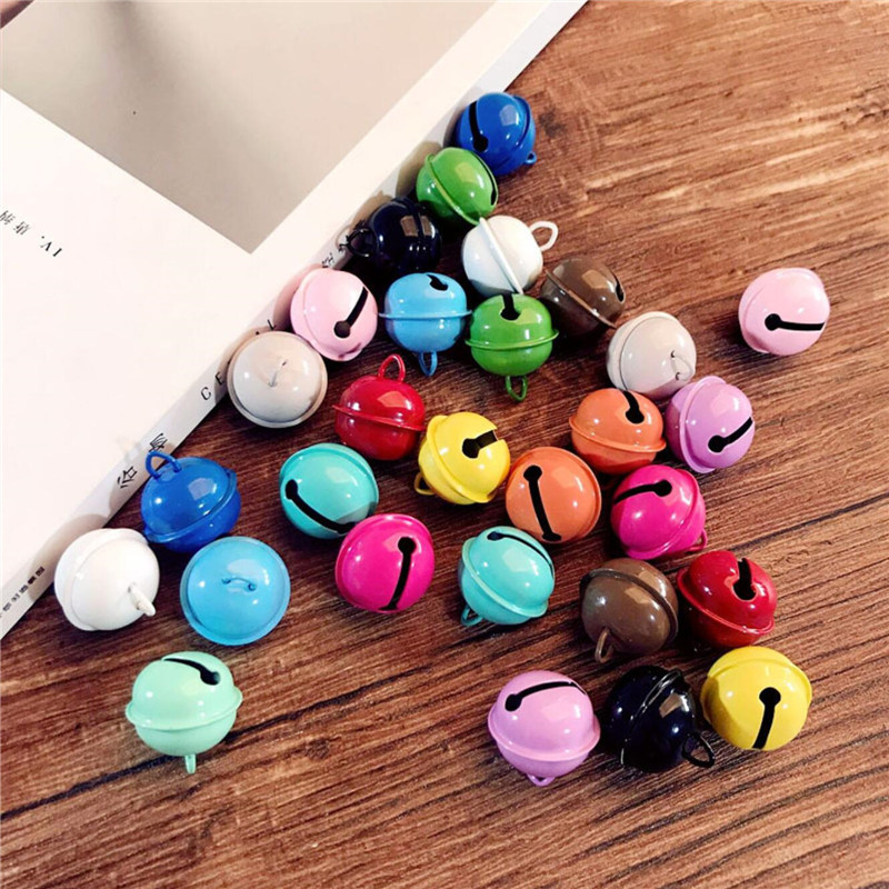 1 Pcs Keychain Accessories Bell Style 2(2.2cm)