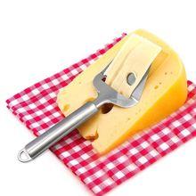 1 шт. нож для сыра из нержавеющей стали резак для масла фрезы для сыра плоская Терка инструменты для нарезки сыра кухонный гаджет