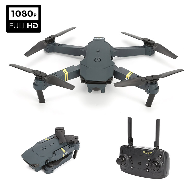 RC Drone WIFI FPV Quadcopter With 4K/1080P HD Wide Angle Camera Foldable Video RC Quadcopter Drone X Pro Dron For Kids Toys Gift image