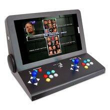 Игровая консоль для 2 игроков в ретро стиле 6 раздельных домашних
