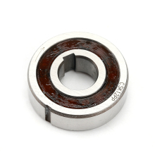 Free shipping deep groove ball one-way bearing with groove CSK8PP CSK10PP CSK12PP CSK15PP CSK17PP CSK20PP CSK25PP CSK30PP CSK35P