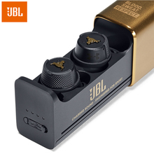JBL UAแฟลชโครงการROCK Tureหูฟังไร้สายบลูทูธหูฟังกีฬากันน้ำหูฟังแฮนด์ฟรีพร้อมไมโครโฟนกล่องชาร์จ