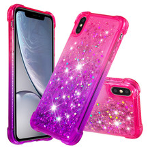 Case For Apple iPhone XS XR 11 Pro Max 2019 6S 6 7 8 Plus Luxury Bling Glitter Phone Capa For ipod touch 6 Silicone Cover E03E for apple ipod touch 7 case vintage calf grain leather flip stand shockproof wallet cover for ipod touch 5 6 case card holder