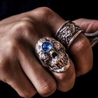 Cyclops Skull Ring A...