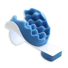 New pillow Head and neck tension release Massage Neck and shoulders relax pillow odontogenic head and neck space infections