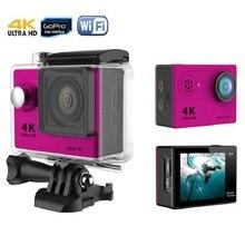 H9 Action Camera Ultra HD 4K 30fps WiFi 2.0-inch 170D Underwater Waterproof Helmet Video Recording Cameras Sport Cam