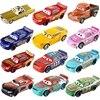 1:55 Racer 3 Alloy Jackson Black Storm Kalmo McQueen inertial toy collection