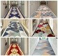 Спальня Полный геометрических цветов пейзаж группа ковер коридора гостиницы произвольной резки зала пол коврик прохода лестничные коврор...