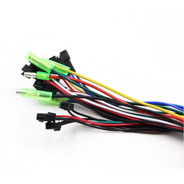 Livraison gratuite 36/48V réglable Ebike Kit étanche contrôleur LED/LCD/LCD900 affichage électrique bonne qualité vélo accessoires