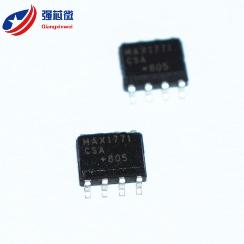 MAX1771CSA  MAX1771C  MAX1771  Integrated Chip