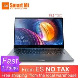 Xiao mi mi del computer Portatile Air Pro Da 15.6 Pollici GTX 1050 Max-Q Notebook Intel Core i7 8550U CPU NVIDIA 16GB 256GB di Impronte Digitali Finestre 10