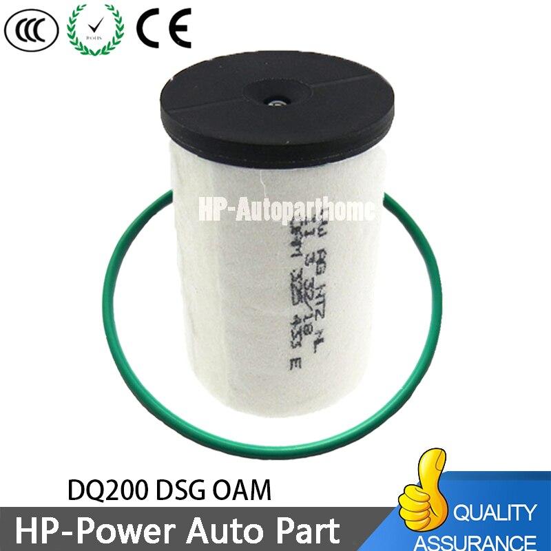 oem dq200 dsg 7 velocidade 0am filtro de oleo 0am325433e 325433e filtro de transmissao automatica juntas