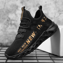 Boys Shoes Girls Sneakers Non-Slip Casual New Lightweight Mesh Size26-38 Zapatillas Breathable
