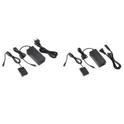 Adaptador de alimentação ca dc acoplador câmera carregador substituir para EN-EL14/para nikon d5100 d5200 d5300 d5500 d5600 d3100 d3200 d3300 d3400