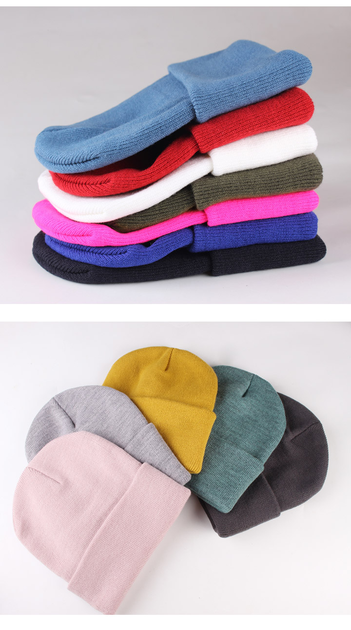 FURTALK Winter Hats for Women Men Knitted Beanie Hat Cap for Girls Female and Male Skullies Couples Stocking Hats Cap 44