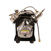 TUXING 4500Psi Compressor Double Cylinder PCP Air Compressor High Pressure Pump for Airgun Rifle Filling Tank 110V 220V