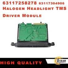 63117258278 für BMW 5 Series F10 F11 F07 Halogen Scheinwerfer TMS Fahrer Modul 535051806 7304906