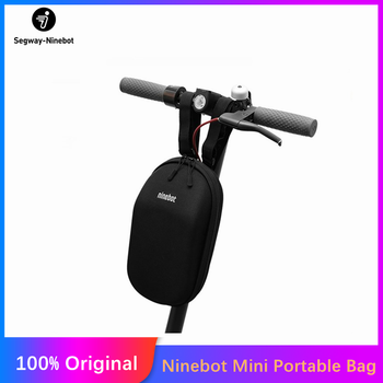 Original Ninebot Mini Portable Bag for Xiaomi Mijia Mi M365 Kickscooter ES1 ES2 Qicycle Charger Battery Bottle Phone Carry Bags