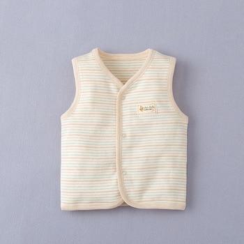 Unisex Warm Turtleneck Vest Toddler Infant Outwear 5