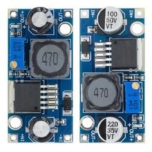 Livraison gratuite 100 pièces LM2596 LM2596S DC DC 4.5 40V réglable abaisseur module dalimentation nouveau, de haute qualité