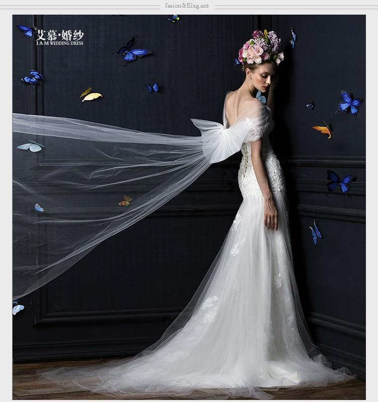 Casamento Bow Beading Appliques Fashionable Romantic Sexy Vestido De Novia Long 2018 Bridal Gown Mother Of The Bride Dresses