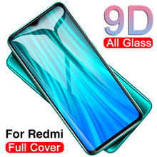 Screen Protector For Xiaomi Redmi Note 8 Pro 9H Tempered Glass on For Redmi Note 8 / Not 8 Pro Protective Glass Film Phone Cover(China)
