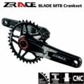 ZRACE BLADE 1x10 11 12 скоростной кривошипник, орлиный зуб для MTB XC / TR / AM 170 / 175 мм, 32T/34T/36T,BB68/73 Chainset