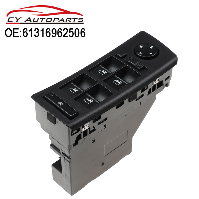 New High Quality Front left Power Window Lifter Switch For BMW X5 E53 00-06 61316962506