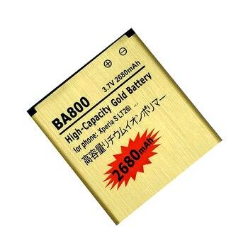 Batería de repuesto BA800 para Sony Ericsson Xperia S V SL LT26i...
