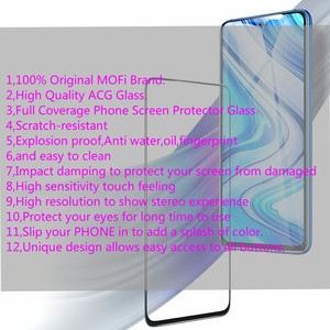 Image 2 - MOFi Glass for redmi note 9s Full Screen Protector Redmi Note 9Pro Tempered Film Sensitive Touch explosion prool High Definition