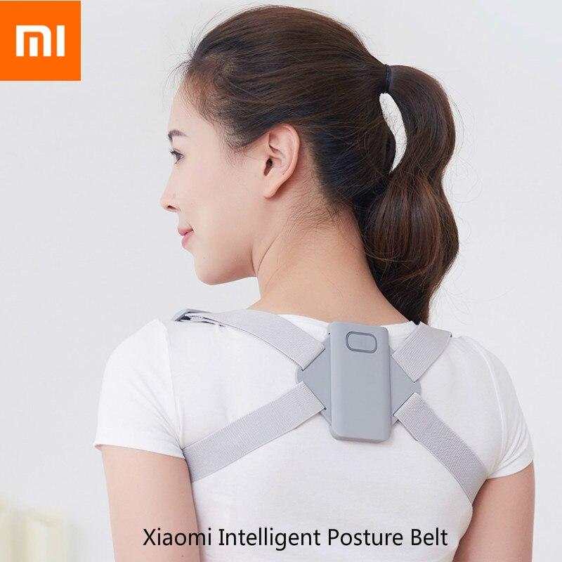Xiaomi Hi+ Intelligent Posture Belt Smart Reminder Correct Posture Wear Intelligent Posture Belt  Posture Correction Back Lumbar