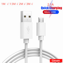 vention micro usb cable 5v 2 4a micro usb 2 0 fast charging data cable 1m 1 5m 2m 3m for mobile phone and tablets black ice blue 1M 1.5M 2M 3M Micro USB Cable Fast Charging Data Sync USB Charger Cable Cord For Samsung S6 Xiaomi Tablets Mobile Phone Cables