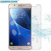 Für Samsung Galaxy J2 Core J3 J4 Prime J6 2018 J7 Max plus Gehärtetem Glas Screen Protector Film 9H kratz/Anti-fingerprint